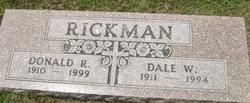 Donald Rex Rickman