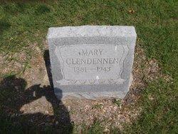 Mary <i>Jones</i> Clendennen