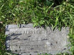 Ruth <i>Albrecht</i> Roberts