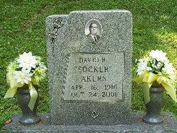 David R Socker Akers