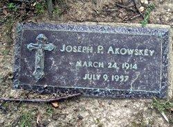 Joseph P Akowskey
