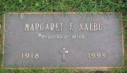Maragret <i>Belrose</i> Aalbu
