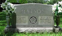 Earl R Matson