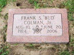 Frank S. Bud Colman, Jr