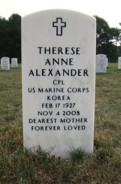 Therese Anne Alexander