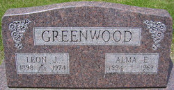Leon J Greenwood