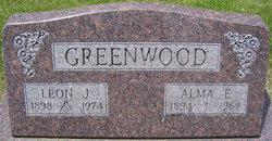 Alma E <i>Scharpf</i> Greenwood