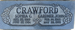 Gardner John Crawford