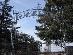 Beauford Cemetery #01