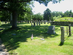 Cemetery at The Green