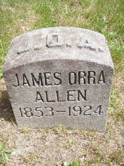 James Orra Allen