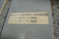 William Warren Davidson