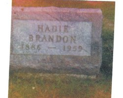 Hadie <i>Austin</i> Brandon