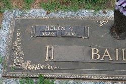 Helen <i>Clary</i> Bailes