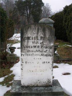 Agnes L Poague