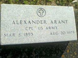 Corp Alexander Arant