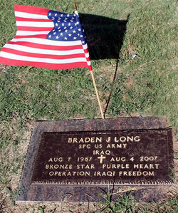 Spec Braden Joseph Long