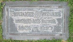 Benjamin Whitaker