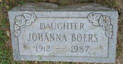 Johanna Boers