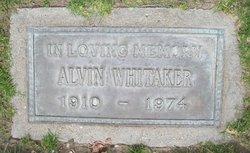 Alvin Whitaker