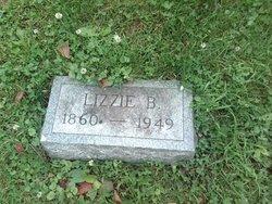 Lizzie B. <i>Harbour</i> Booton