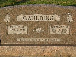 Bernard O. Gaulding