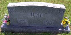 Dora L <i>Copeland</i> Hunt