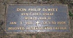 Don Philip DeWitt