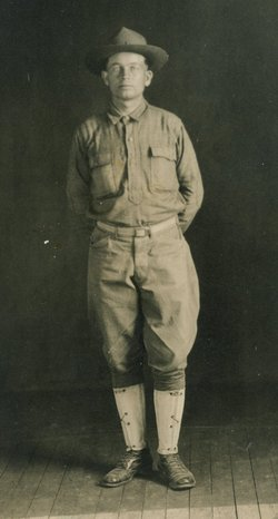 Harrison Cleveland Tidwell, Sr