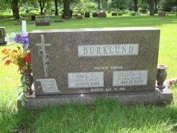 Sylvia Arnette <i>Witt</i> Burklund