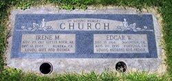 Irene M. <i>McCarn</i> Church