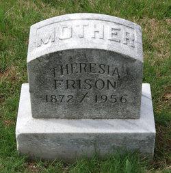 Theresia Mary <i>Foark</i> Frison