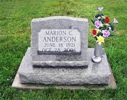 Marion Christinia Anderson