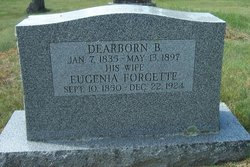 Dearborn B. McCrillis