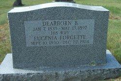 Eugenia <i>Forgette</i> McCrillis
