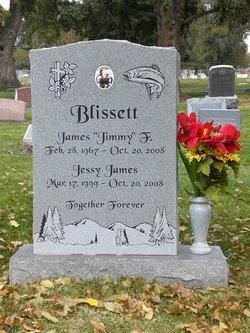 James F Jimmy Blissett