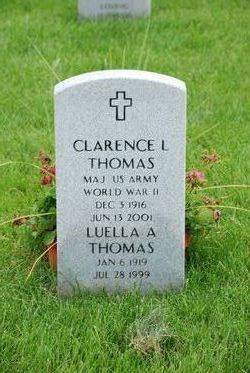 Clarence Lawrence Thomas
