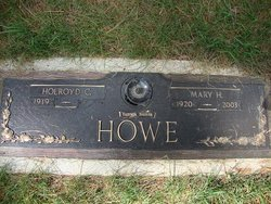 Mary Helene <i>Halbert</i> Howe