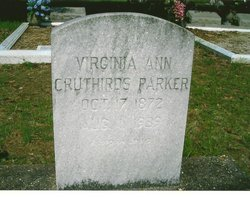 Virginia Ann <i>Cruthirds</i> Parker