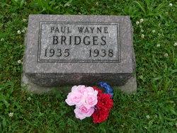 Paul Wayne Bridges