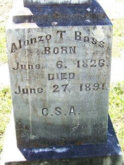 Alonzo T. Bass