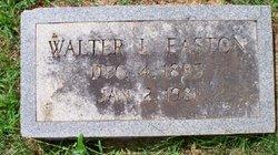 Walter Lee Easton