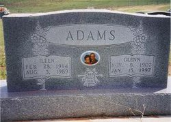 Alonzo Glenister Adams