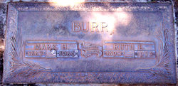 Ruth Elsie <i>Roberson</i> Burr