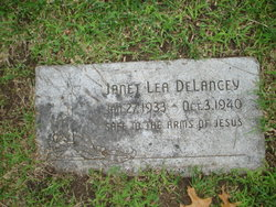 Janet Lea DeLancey