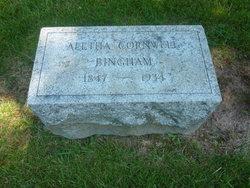 Aletha <i>Cornwell</i> Bingham