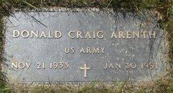 Donald Craig Arenth