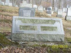 Mary <i>Garrett</i> Anderson