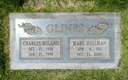 Mary Victoria <i>Hollman</i> Glines