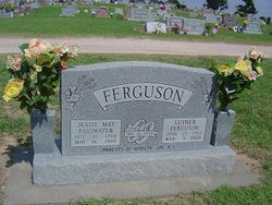 Jessie May <i>Passwater</i> Ferguson